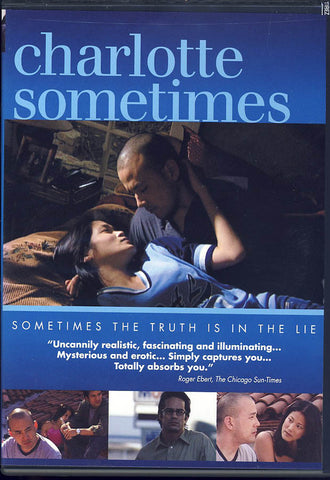 Charlotte Sometimes DVD Movie