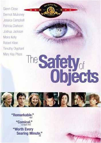 The Safety of Objects DVD Movie