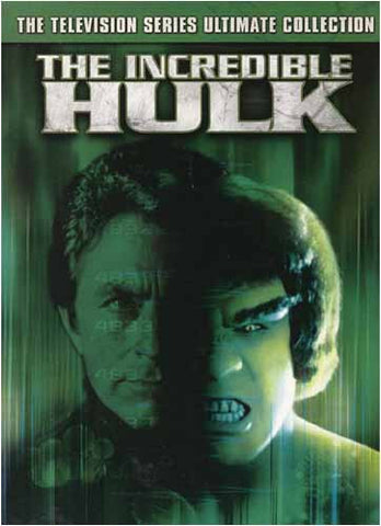 The Incredible Hulk - The Television Series Ultimate Collection (Boxset) DVD Movie