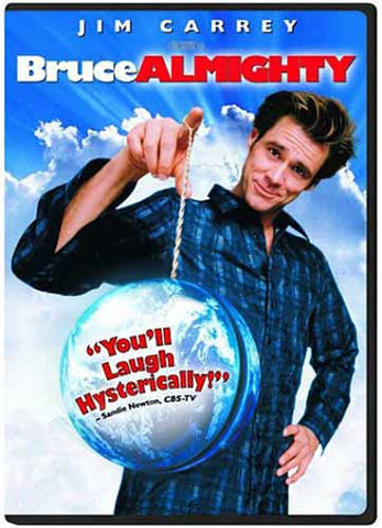 Bruce Almighty (Full Screen Edition) (Bilingual) DVD Movie