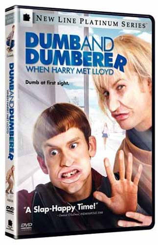 Dumb and Dumberer - When Harry Met Lloyd (Bilingual) DVD Movie