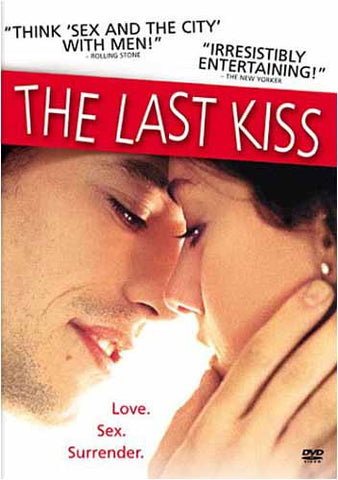 The Last Kiss DVD Movie
