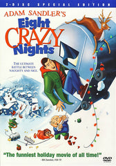Eight Crazy Nights (Two Disc Special Edition) (White Cover)