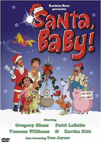 Santa, Baby! (Gregory Hines) DVD Movie