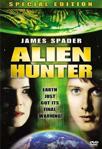 Alien Hunter (Special Edition) DVD Movie