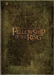 The Lord of the Rings - The Fellowship of the Ring (Platinum Special Extended Edition) (Boxset)