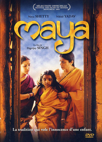 Maya (French Version) DVD Movie