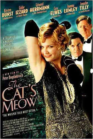 The Cat s Meow DVD Movie