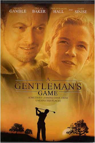 A Gentleman's Game DVD Movie