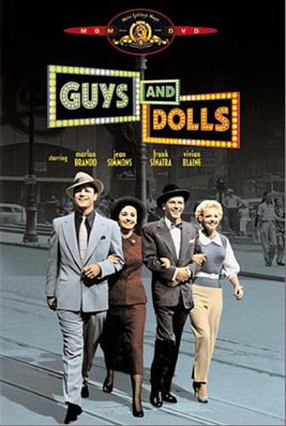 Guys and Dolls (MGM) DVD Movie
