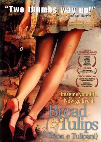 Bread and Tulips DVD Movie