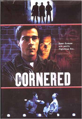 Cornered DVD Movie