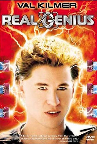Real Genius DVD Movie