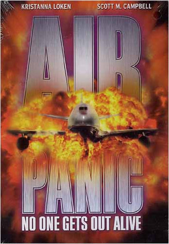 Air Panic DVD Movie