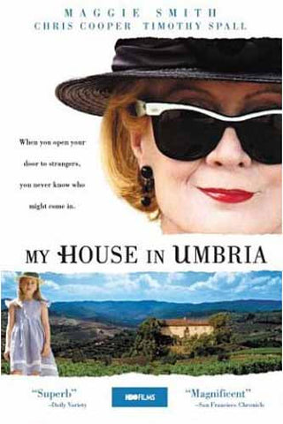 My House in Umbria DVD Movie