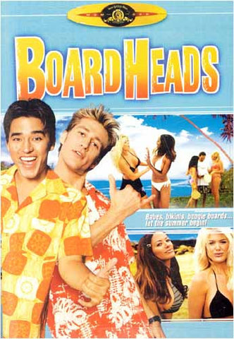 Boardheads DVD Movie