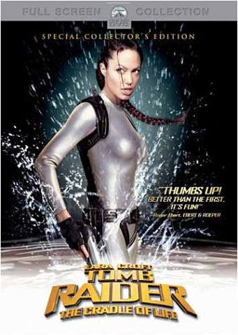 Lara Croft Tomb Raider - The Cradle of Life (Full Screen Edition) (Bilingual) DVD Movie