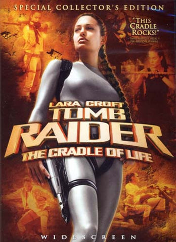 Lara Croft Tomb Raider - The Cradle of Life (Special Collector s Widescreen Edition) DVD Movie