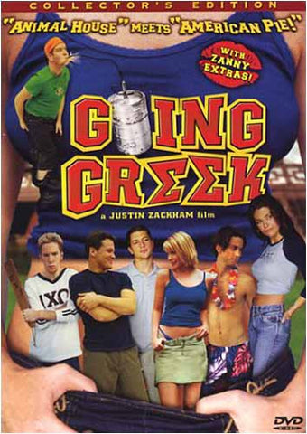 Going Greek DVD Movie