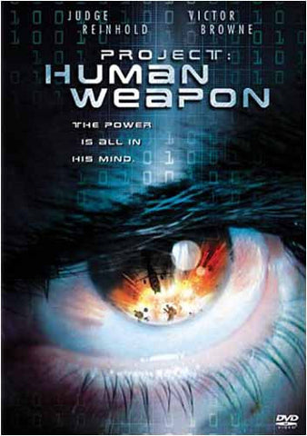 Project : Human Weapon DVD Movie