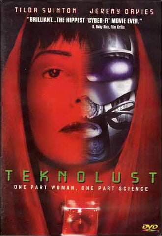 Teknolust DVD Movie