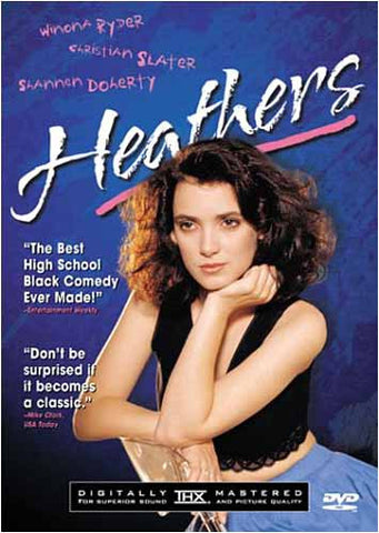 Heathers (THX Version) DVD Movie