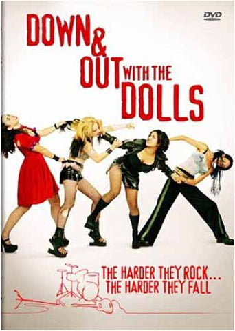 Down and Out With the Dolls DVD Movie