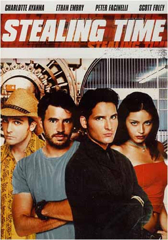 Stealing Time DVD Movie