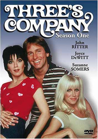 Three s Company - Season One (1) DVD Movie
