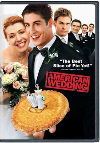 American Wedding (Full Screen Edition) DVD Movie