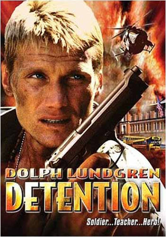 Detention (Dolph Lundgren) DVD Movie