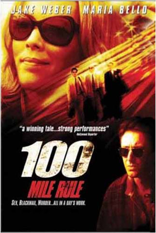 100 Mile Rule DVD Movie