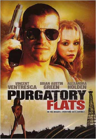 Purgatory Flats DVD Movie