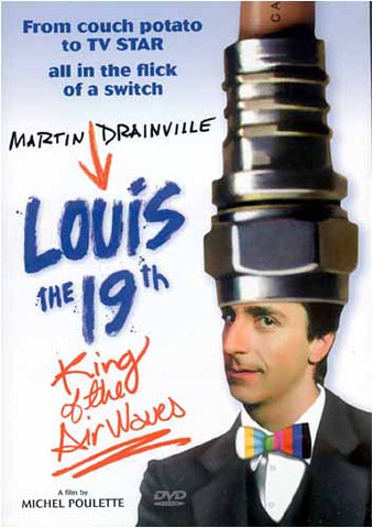 Louis The 19th - King Of The Air waves DVD Movie