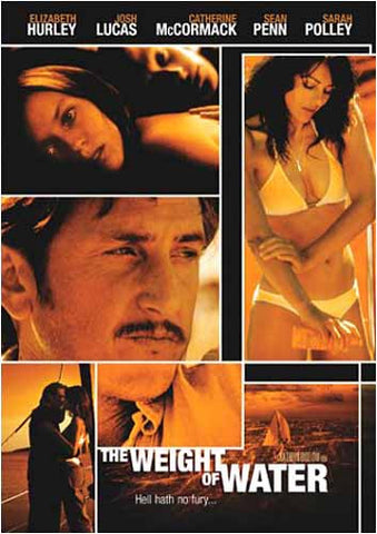 The Weight Of Water DVD Movie