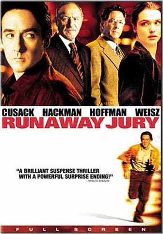 Runaway Jury (Fullscreen) DVD Movie