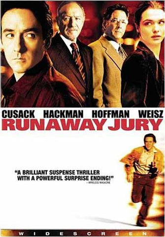 Runaway Jury (Widescreen) (Bilingual) DVD Movie