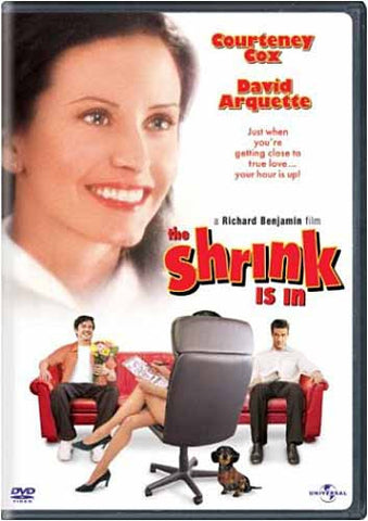 The Shrink Is In DVD Movie