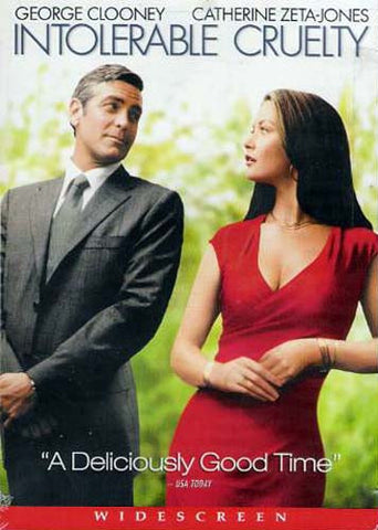 Intolerable Cruelty (Widescreen Edition) DVD Movie
