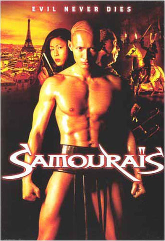 Samourais DVD Movie