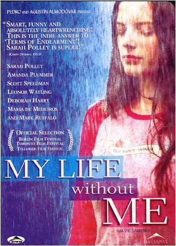 My Life Without Me (Bilingual) DVD Movie