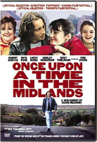 Once Upon a Time in the Midlands DVD Movie