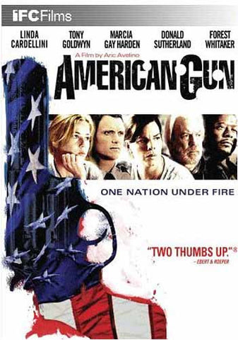 American Gun DVD Movie