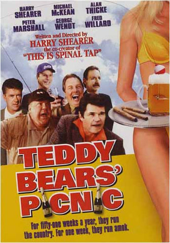 Teddy Bears' Picnic DVD Movie