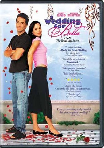 A Wedding for Bella DVD Movie
