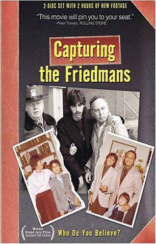 Capturing the Friedmans DVD Movie