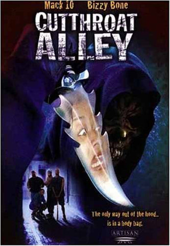 Cutthroat Alley DVD Movie