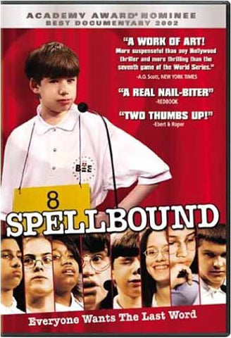 Spellbound DVD Movie