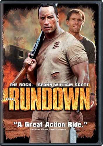 The Rundown (Widescreen Edition) DVD Movie