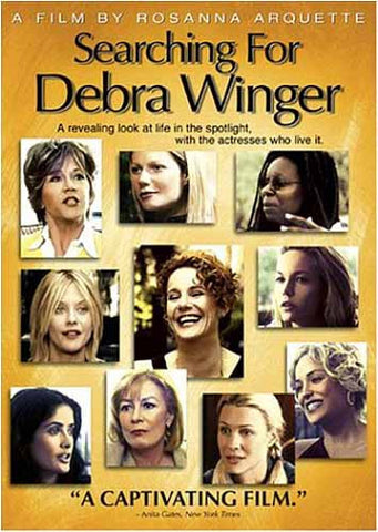 Searching for Debra Winger DVD Movie